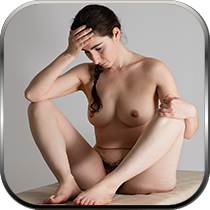 figure drawing pose session download 1C for InnaBg